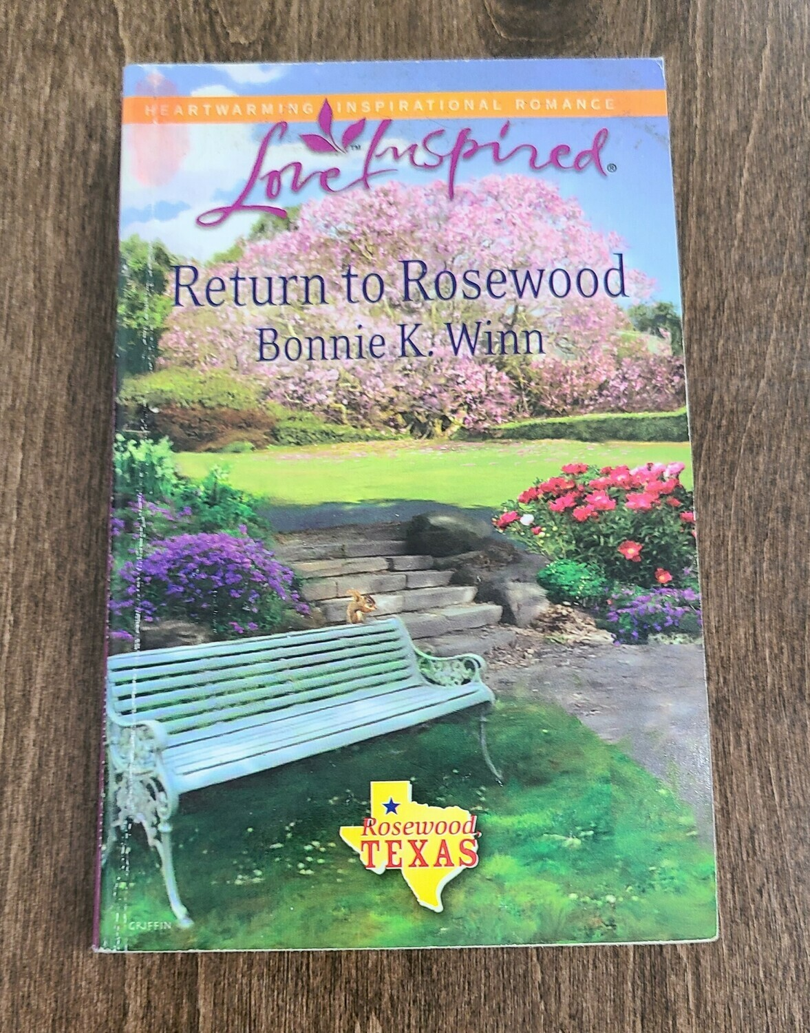 Return to Rosewood by Bonnie K. Winn