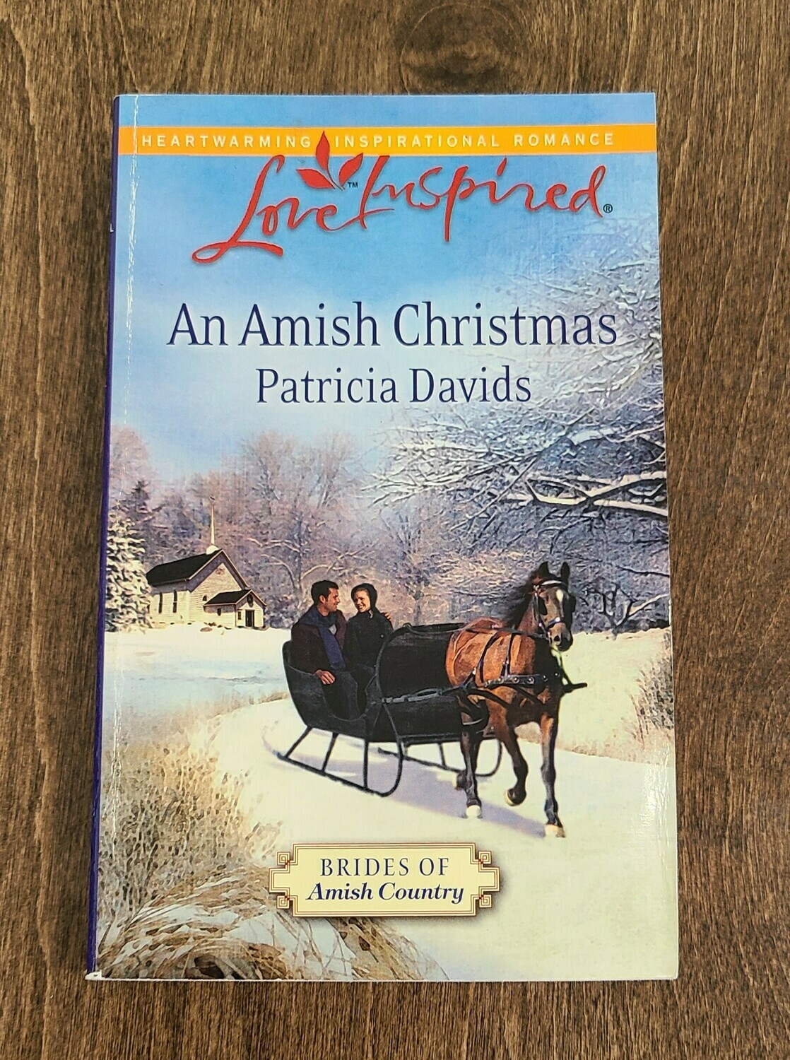 An Amish Christmas by Patricia Davids