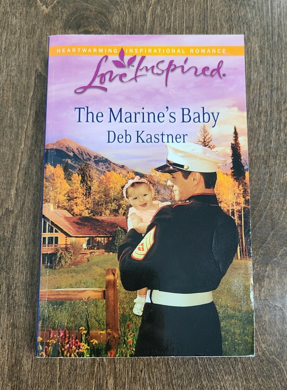 The Marine's Baby by Deb Kastner