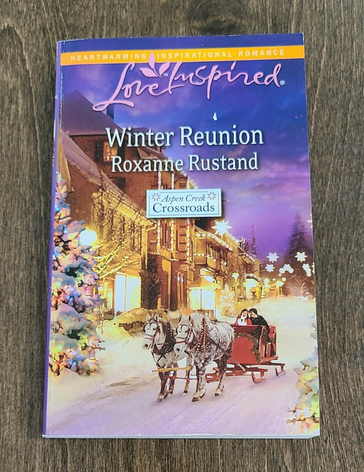 Winter Reunion by Roxanne Rustand