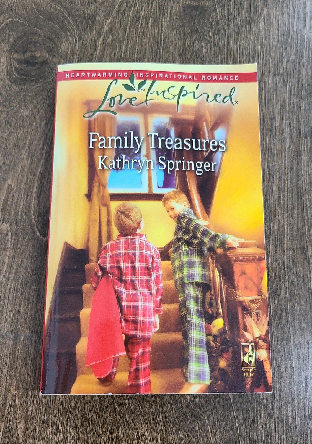 Family Treasures by Kathryn Springer
