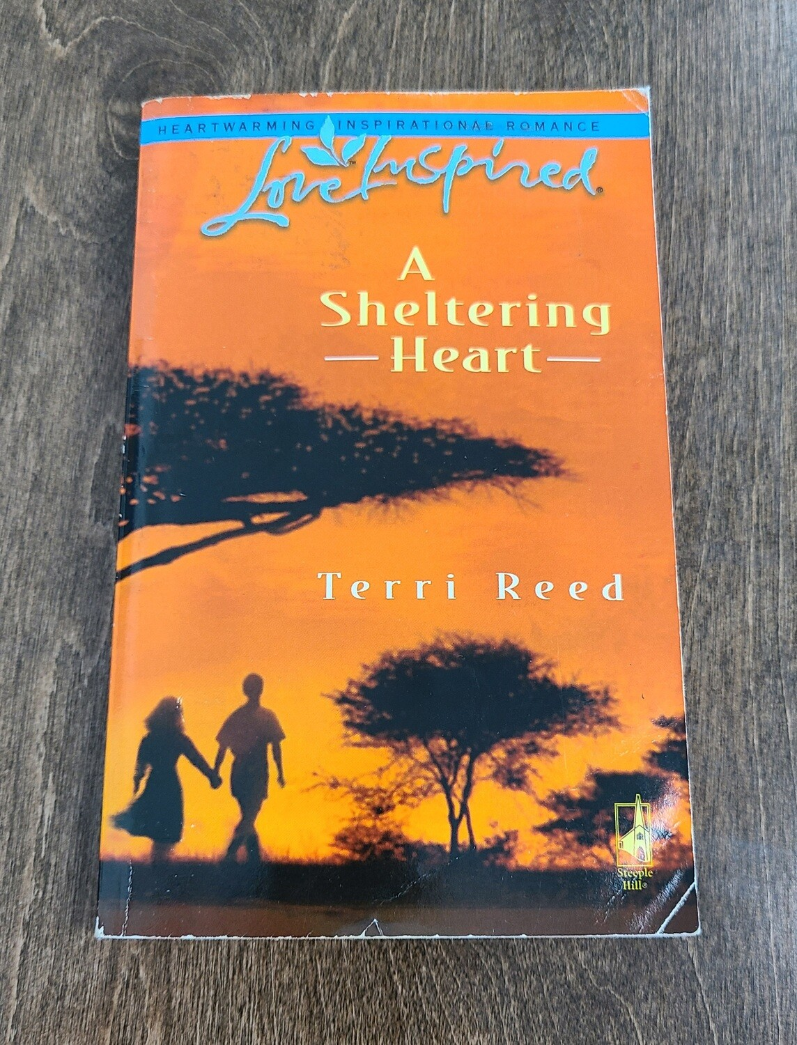 A Sheltering Heart by Terri Reed