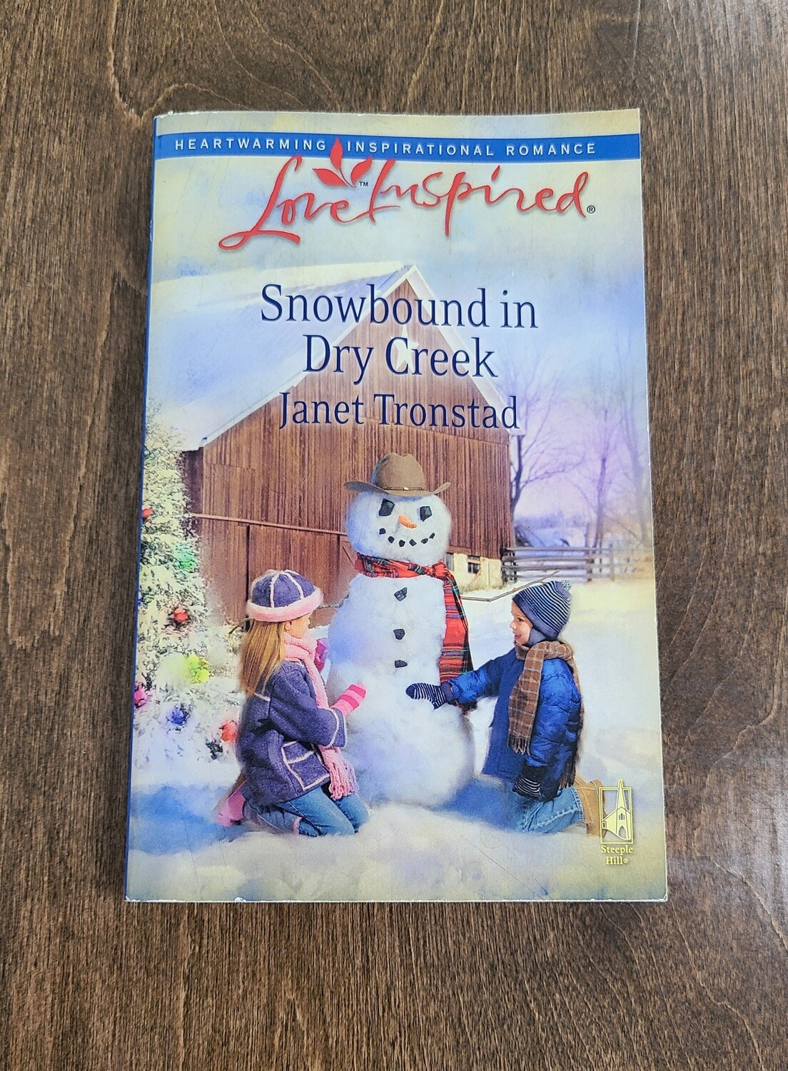 Snowbound in Dry Creek by Janet Tronstad