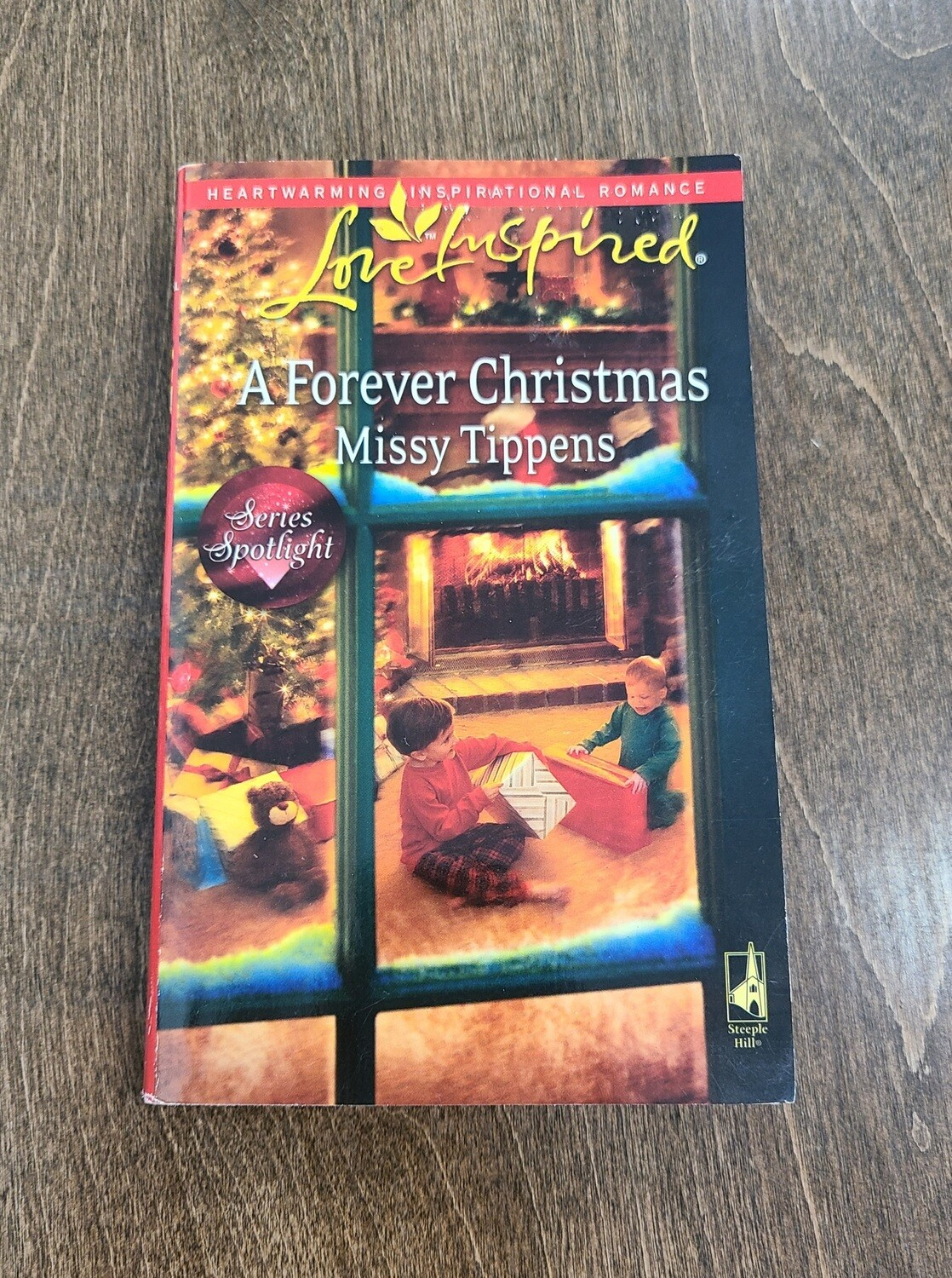 A Forever Christmas by Missy Tippens