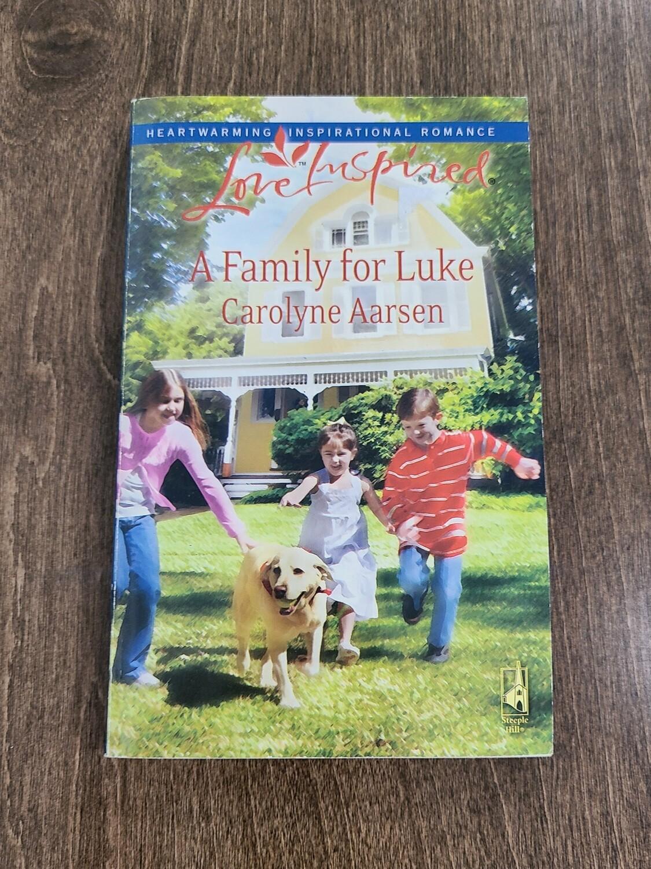 A Family for Luke by Carolyne Aarsen