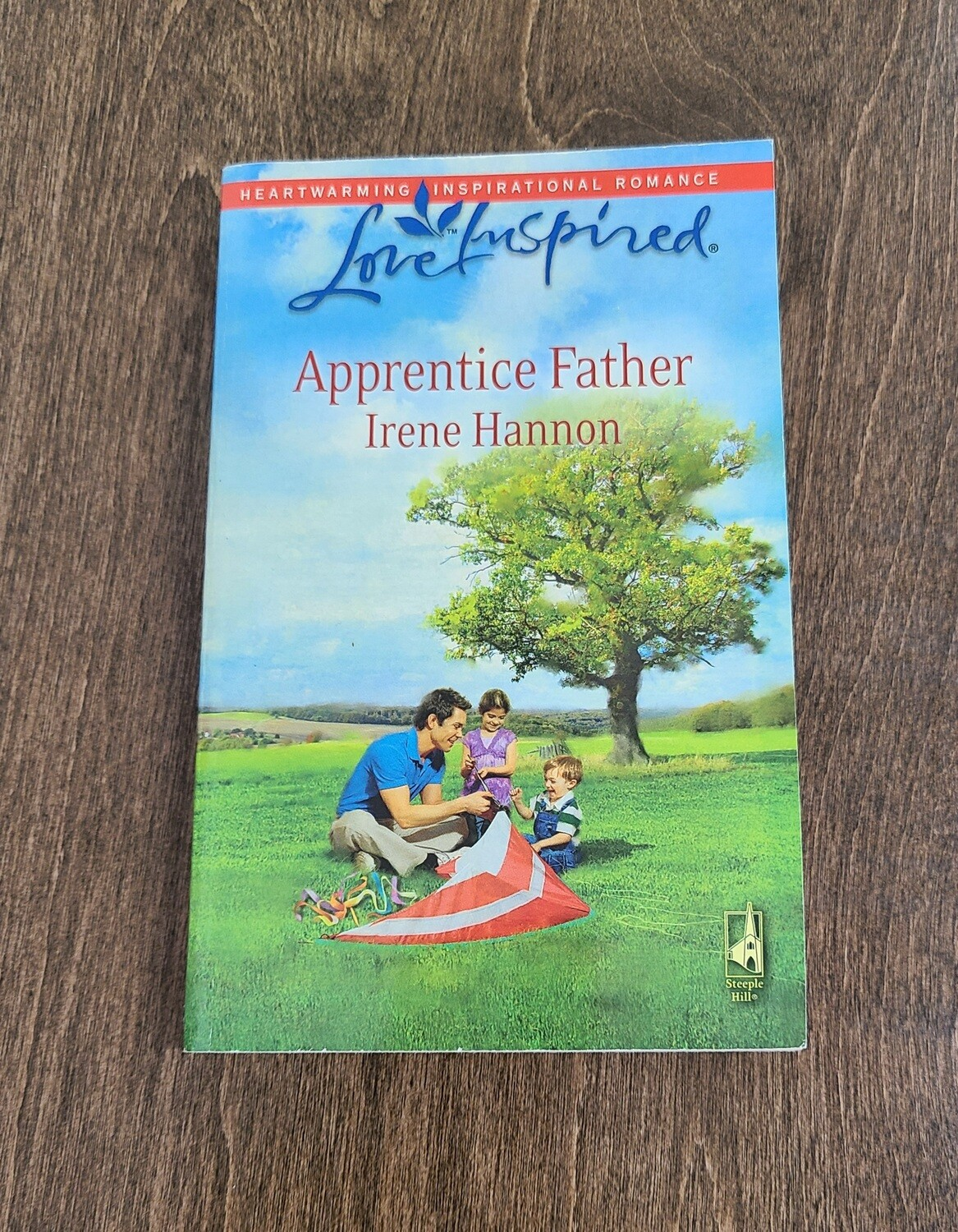 Apprentice Father by Irene Hannon