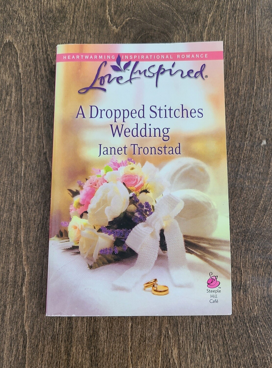 A Dropped Stitches Wedding by Janet Tronstad
