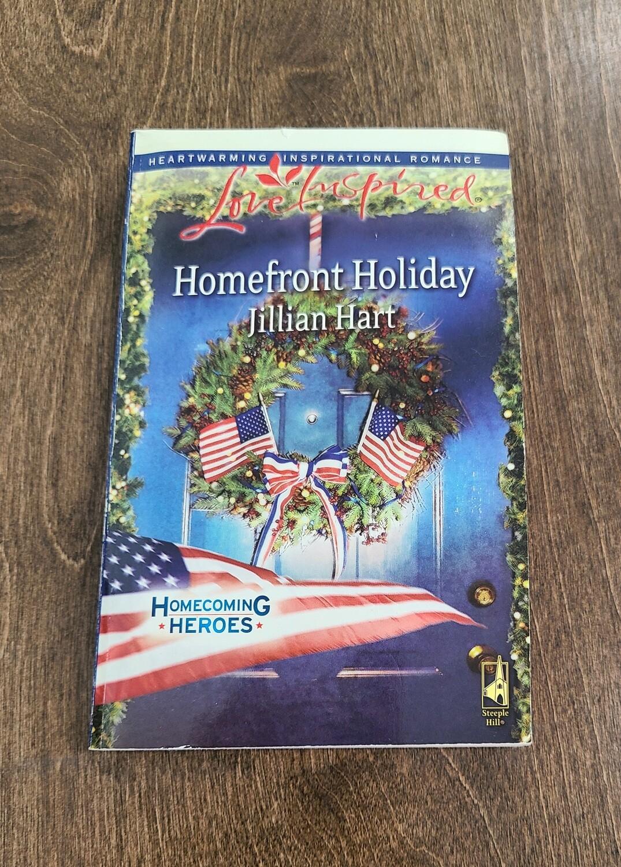Homefront Holiday by Jillian Hart