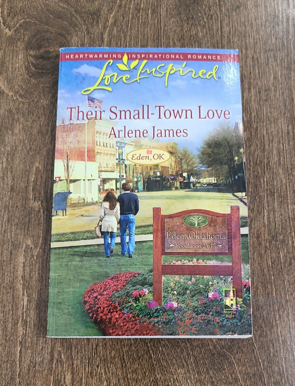 Their Small-Town Love by Arlene James