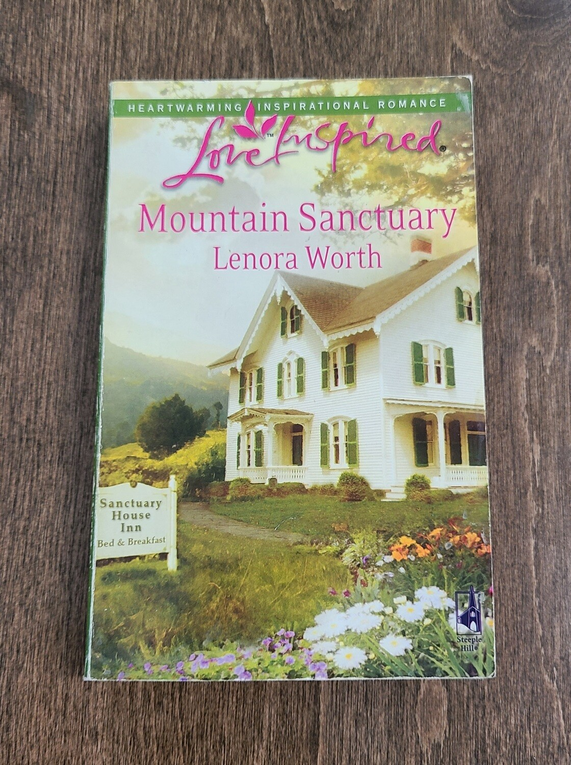 Mountain Sanctuary by Lenora Worth