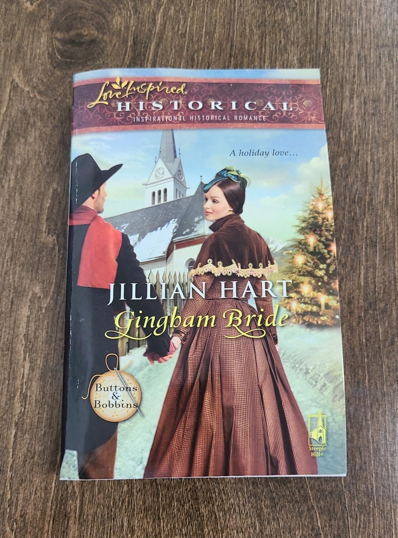 Gingham Bride by Jillian Hart