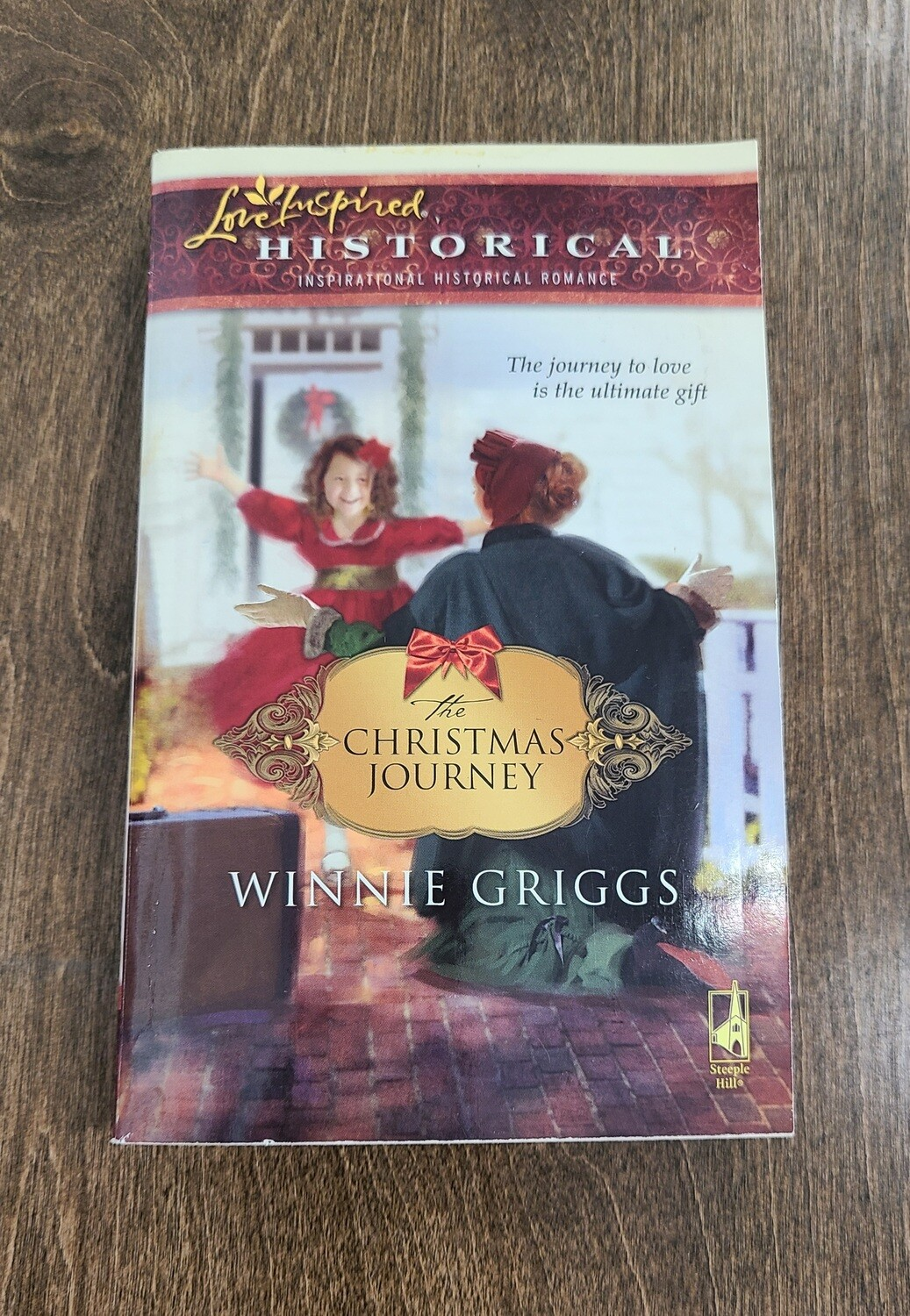The Christmas Journey by Winnie Griggs