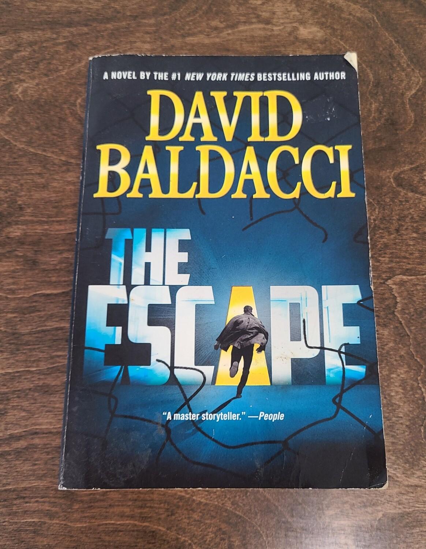 The Escape by Davaid Baldacci