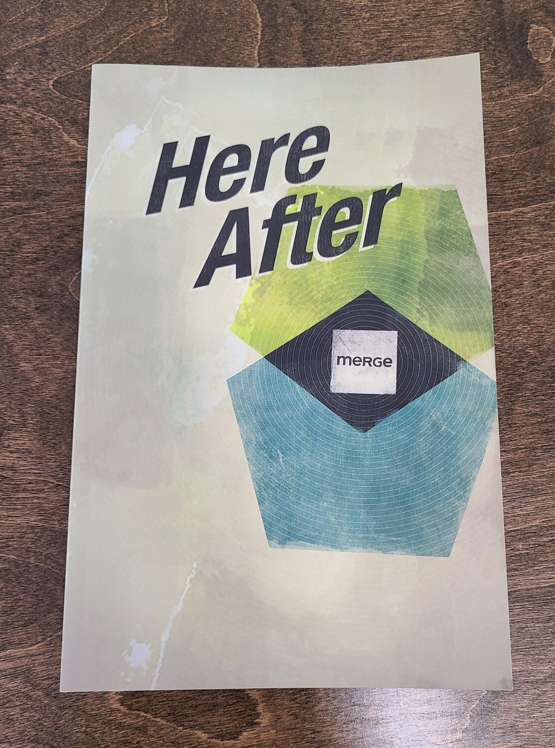 Here After by Greg Coates and Jeremy Summers