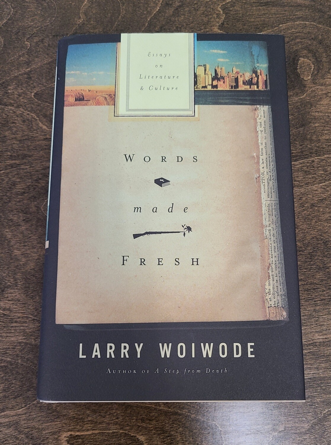 Words made Fresh by Larry Woiwode