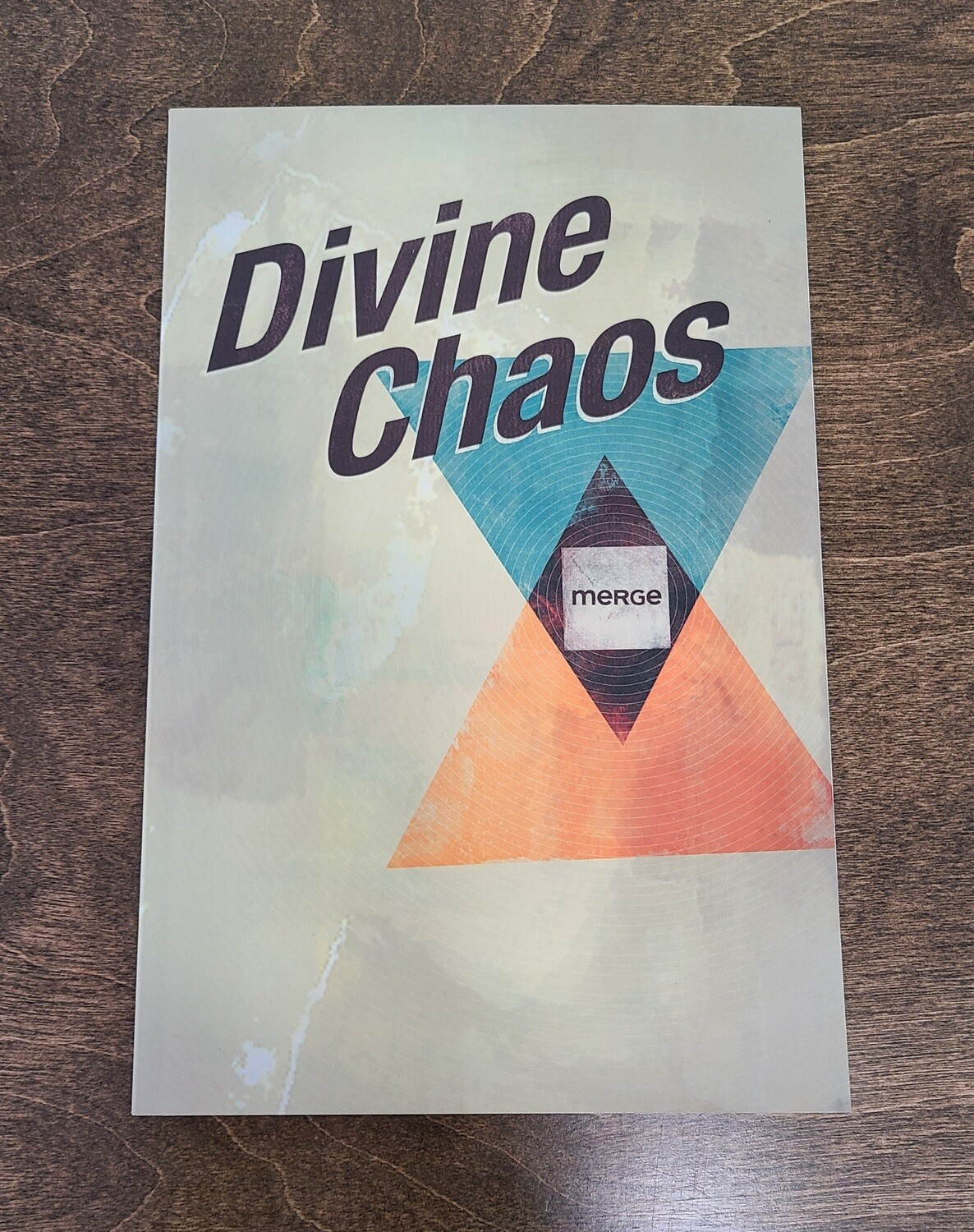 Divine Chaos by Greg Coates and Jeremy Summers