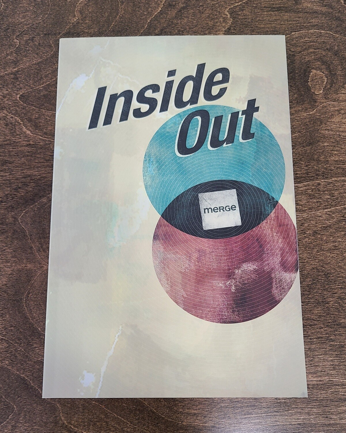 Inside Out by Greg Coates and Jeremy Summers