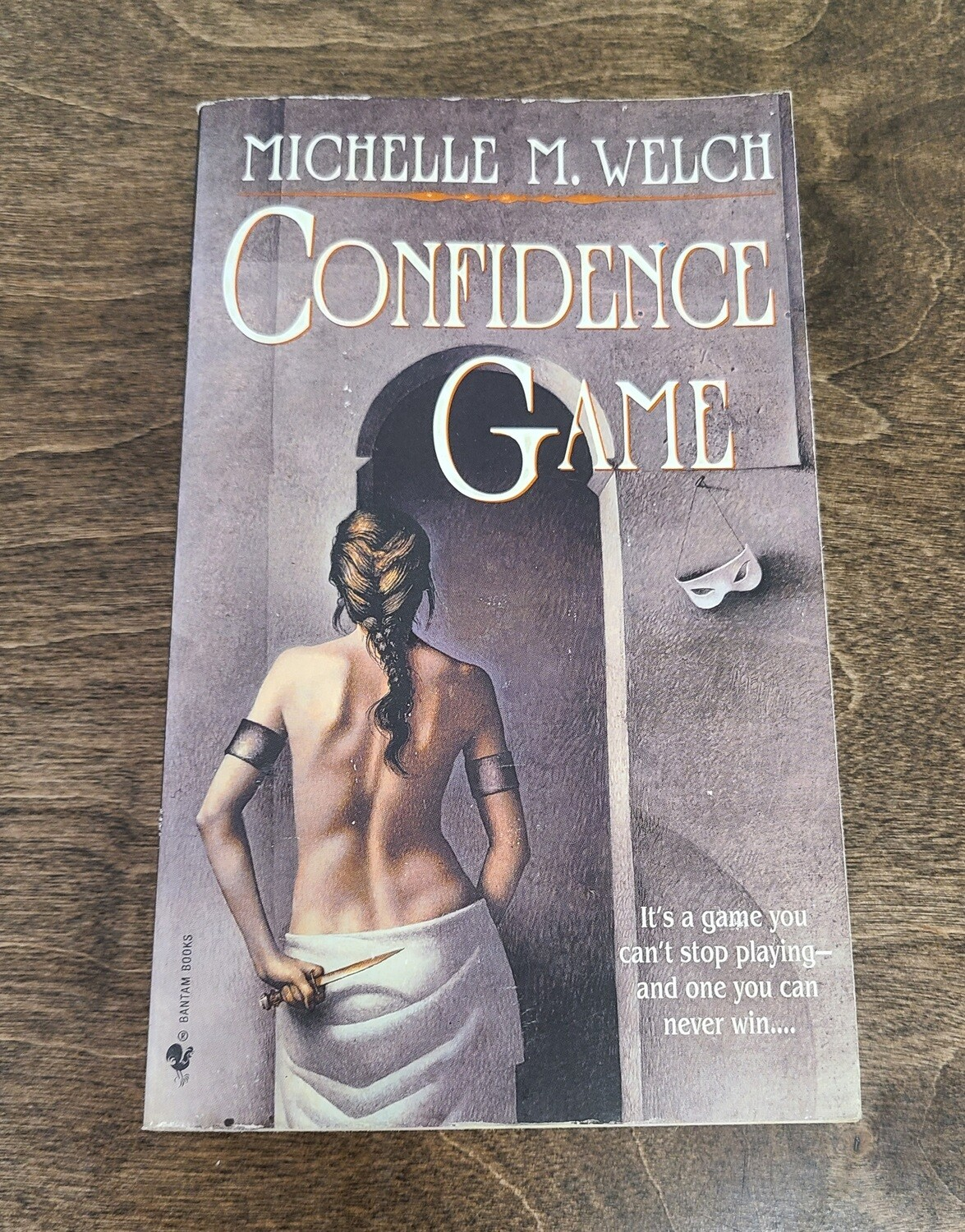 Confidence Game by Michelle M. Welch