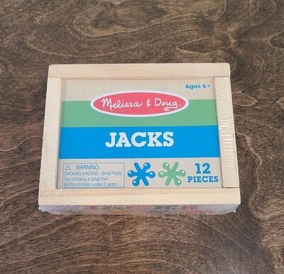 Melissa and Doug's Jacks