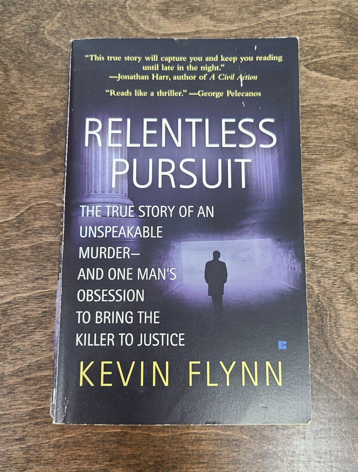 Relentless Pursuit by Kevin Flynn
