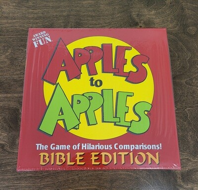 Apple to Apples Bible Edition Card Game