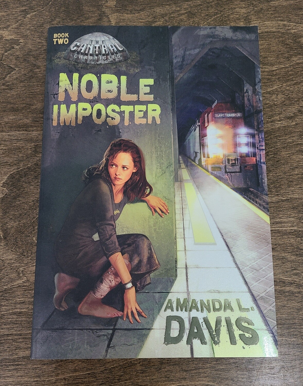 Noble Imposter by Amanda L. Davis