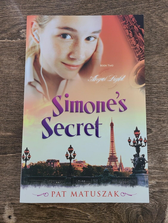 Simone's Secret by Pat Matuszak