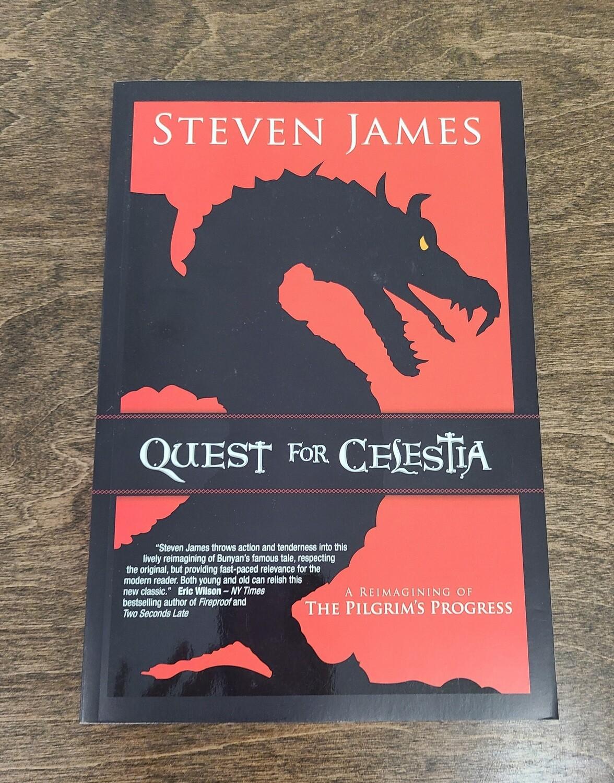 Quest for Celestia by Steven James