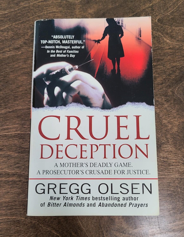 Cruel Deception by Gregg Olsen
