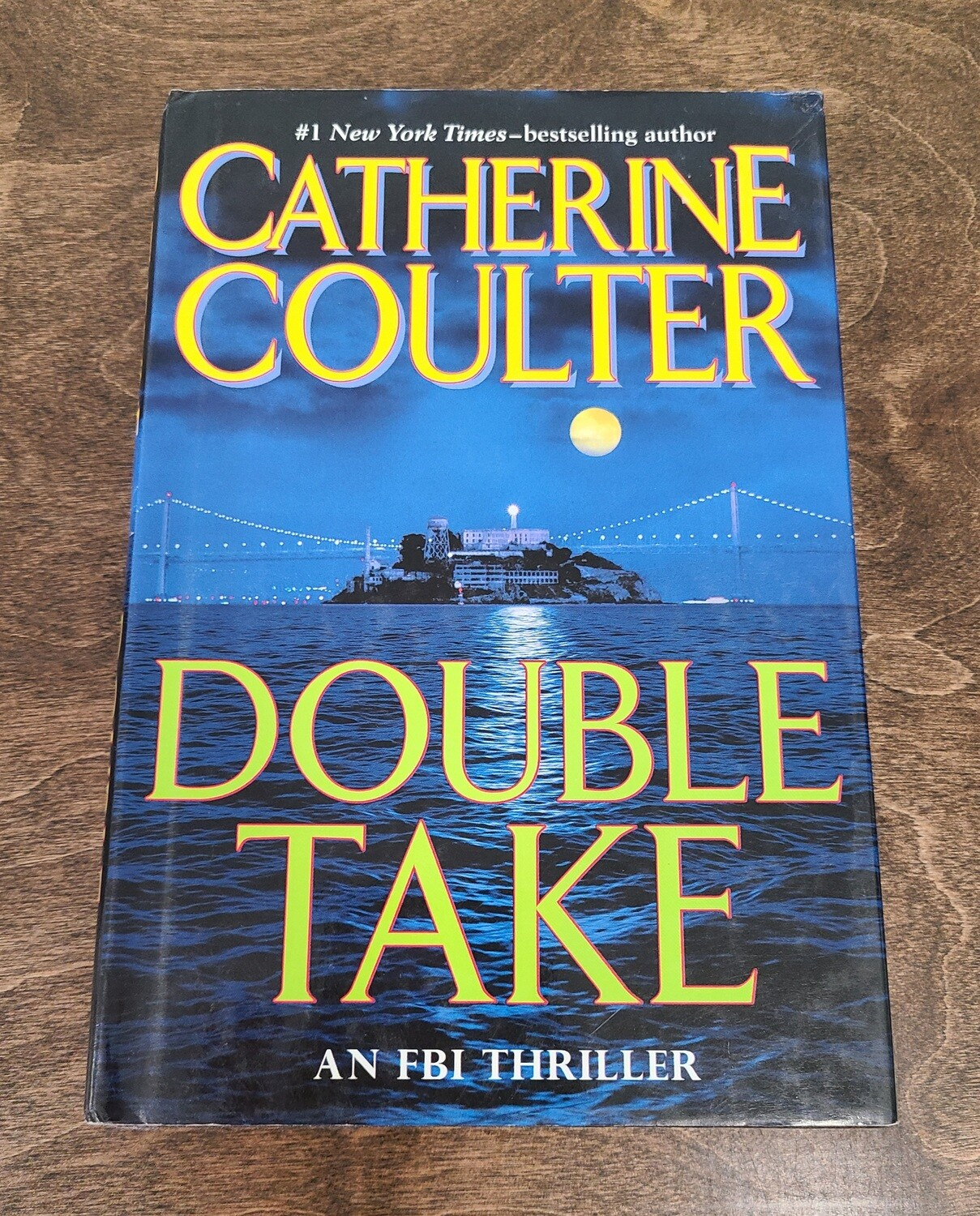 Double Take by Catherine Coulter - Hardback