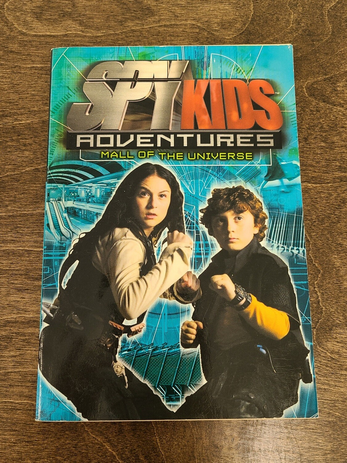 Spy Kids Adventures: Mall of the Universe by Elizabeth Lenhard