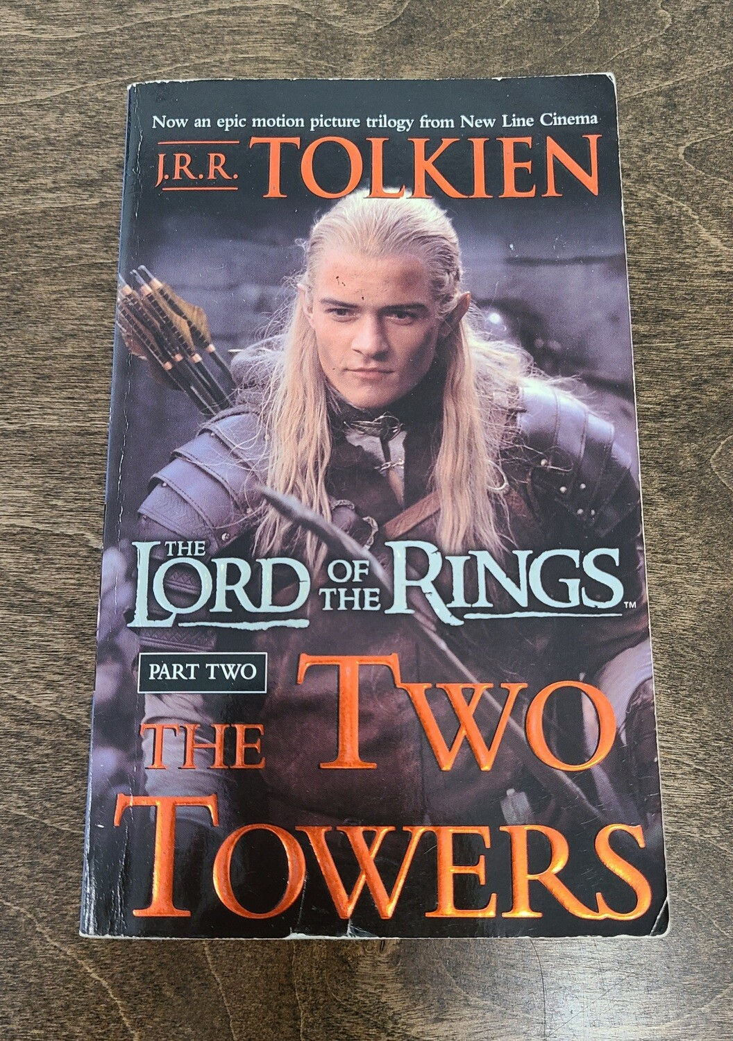 The Lord of the Rings: The Two Towers by J.R.R. Tolkien