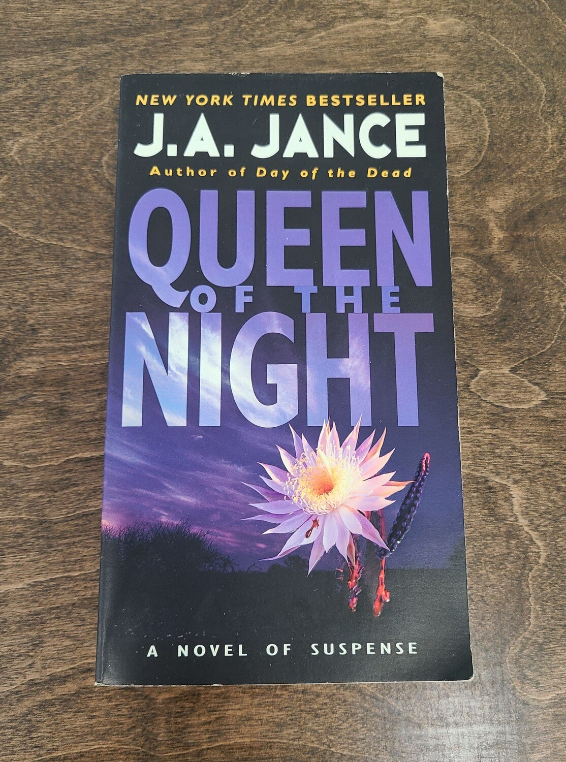 Queen of the Night by J.A. Jance