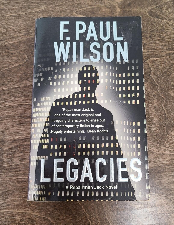 Legacies by F. Paul Wilson