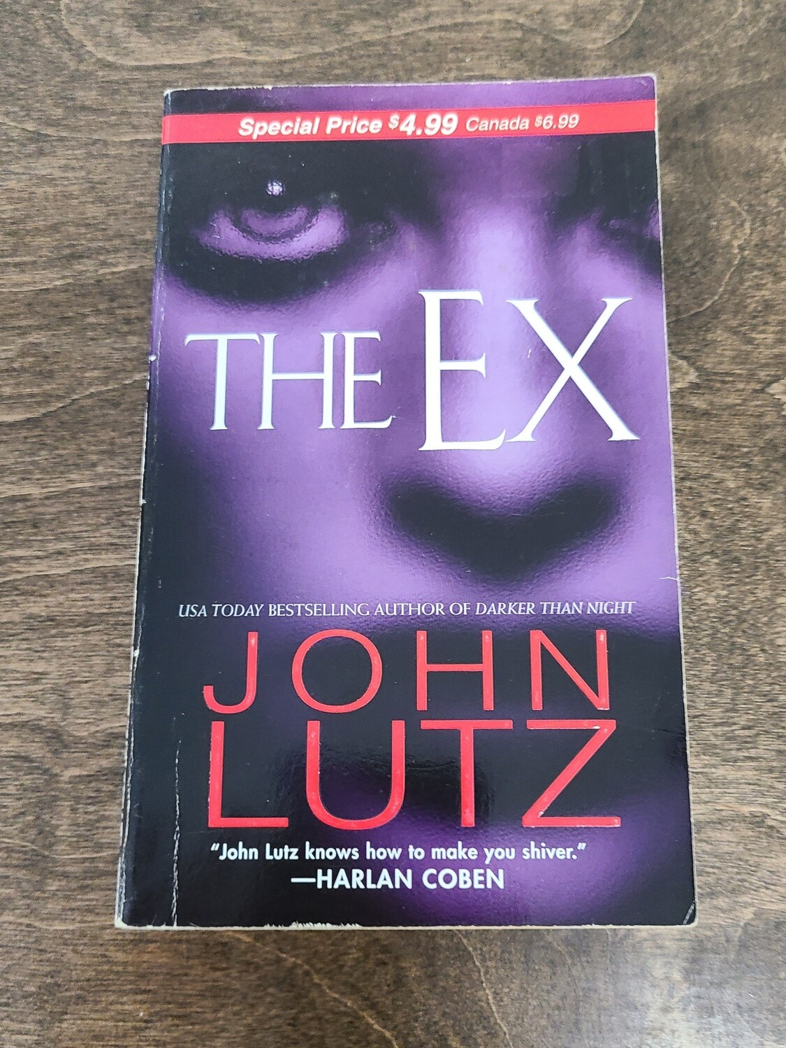 The Ex by John Lutz