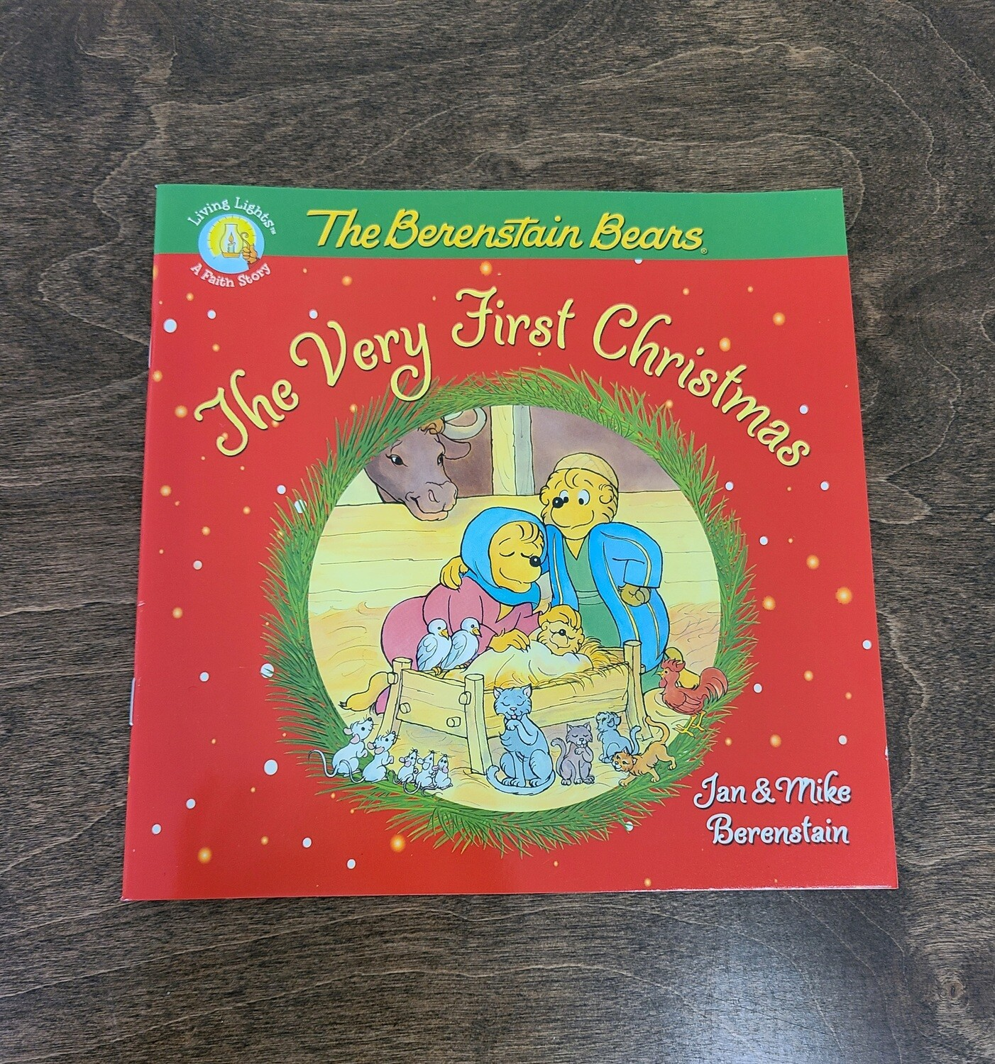 The Berenstain Bears: The Very First Christmas by Jan and Mike Berenstain