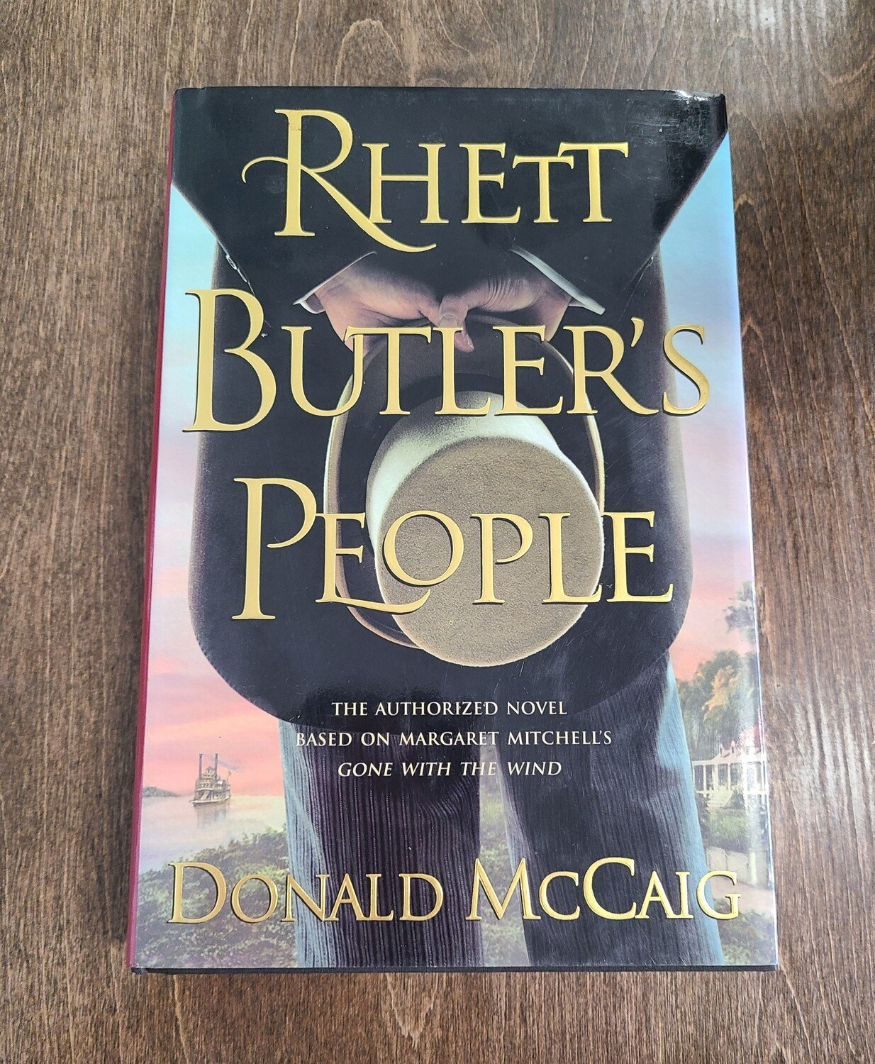 Rhett Butler's People by Donald McCaig