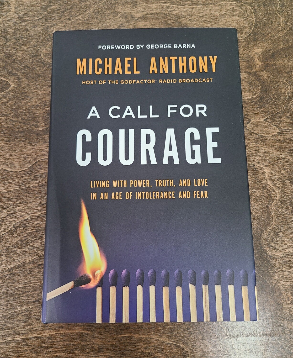A Call for Courage by Michael Anthony