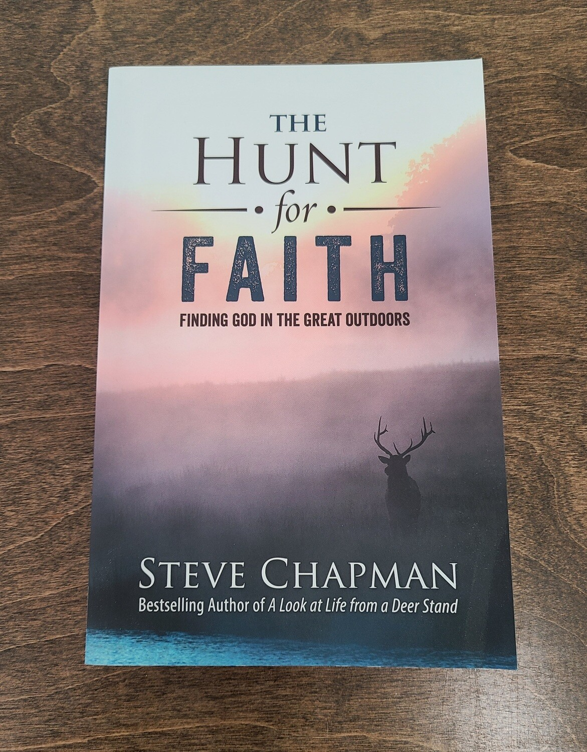 The Hunt for Faith by Steve Chapman