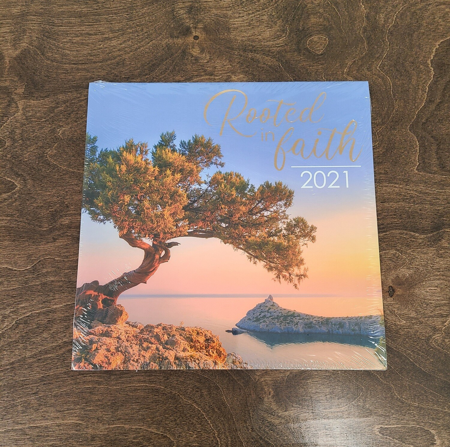 Rooted in Faith Wall Calendar of 2021