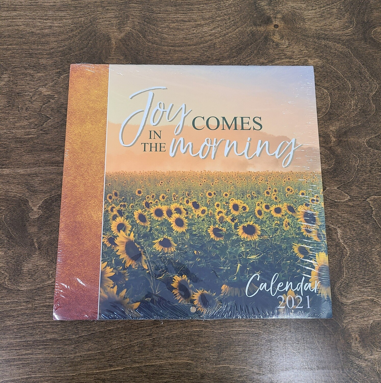 Joy Comes in the Morning Wall Calendar of 2021