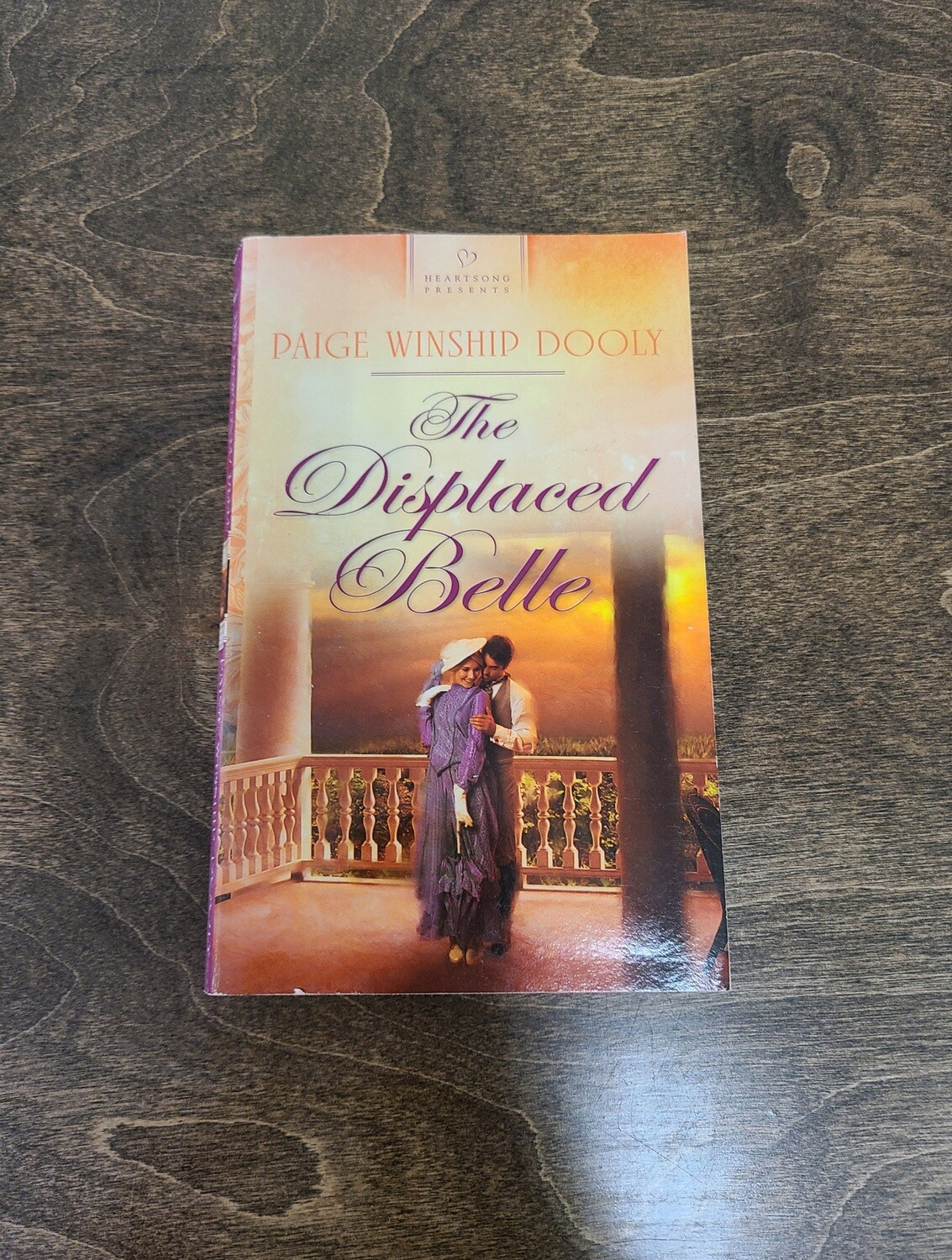 The Displaced Belle by Paige Winship Dooly