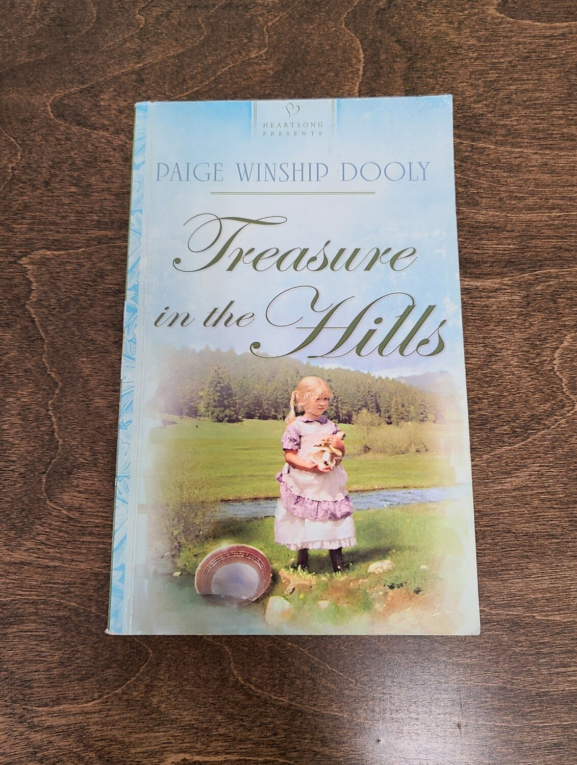 Treasure in the Hills by Paige Winship Dooly