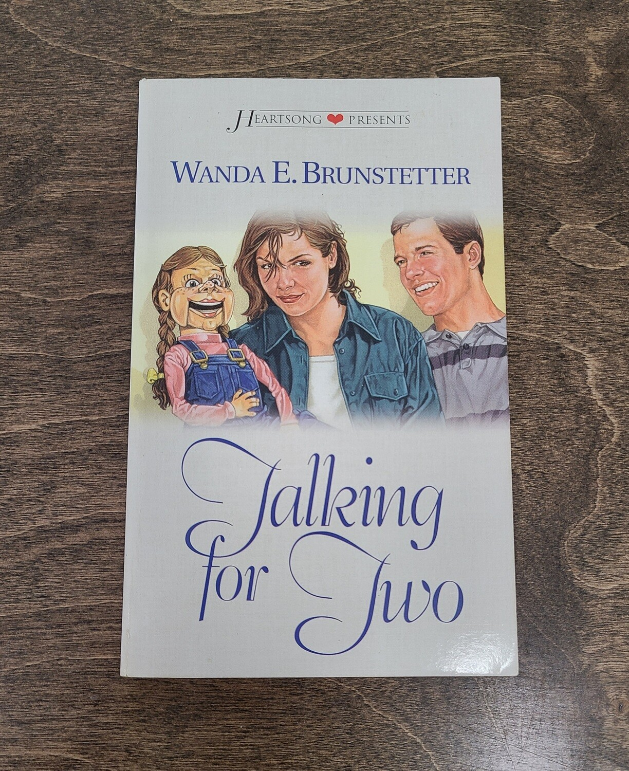 Talking for Two by Wanda E. Brunstetter