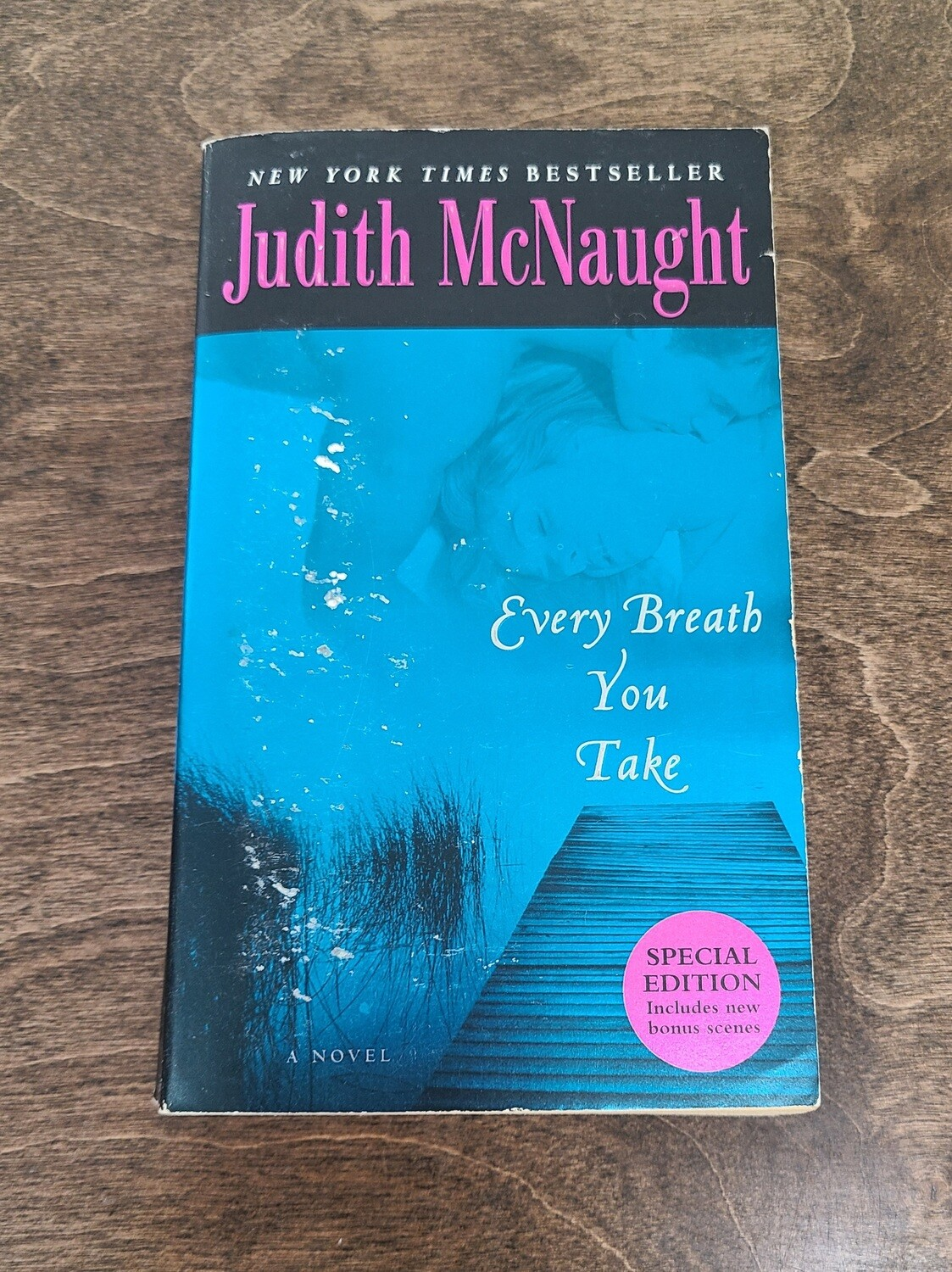 Every Breath You Take by Judith McNaught - Paperback