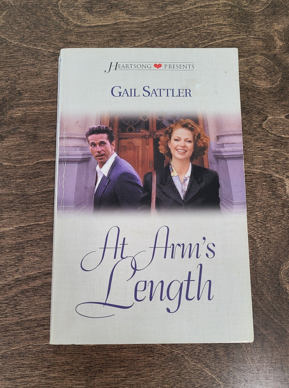 At Arm's Length by Gail Sattler