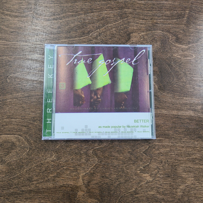 Better, Accompaniment CD