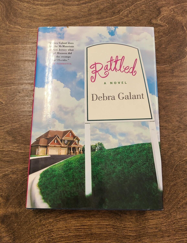 Rattled by Debra Galant