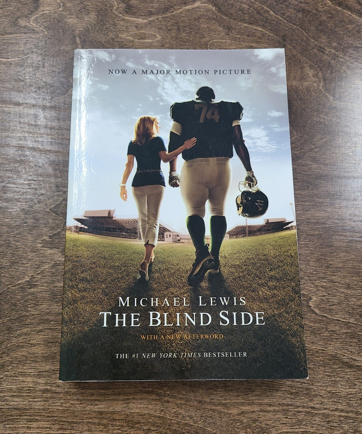 The Blind Side by Michael Lewis