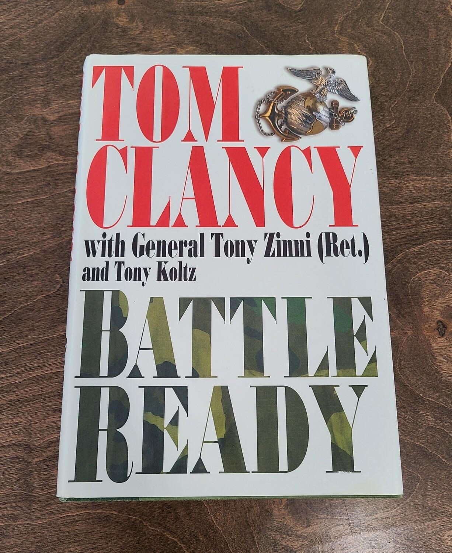 Battle Ready by Tom Clancy with General Tony Zinni and Tony Koltz